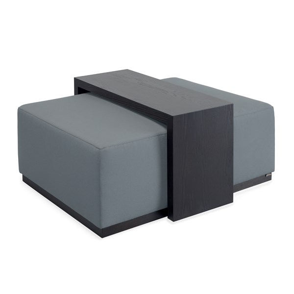The Townhouse Ottoman Table