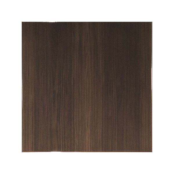 Touched D Dark Walnut Wall Panel