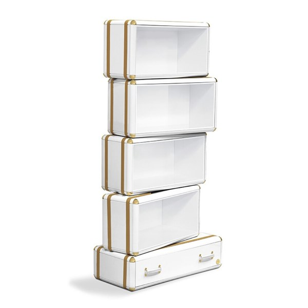 Travellers Gold Plated Children's Bookcase