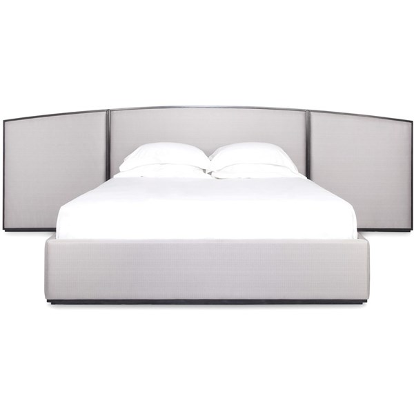 The Mezzo Upholstered Bed
