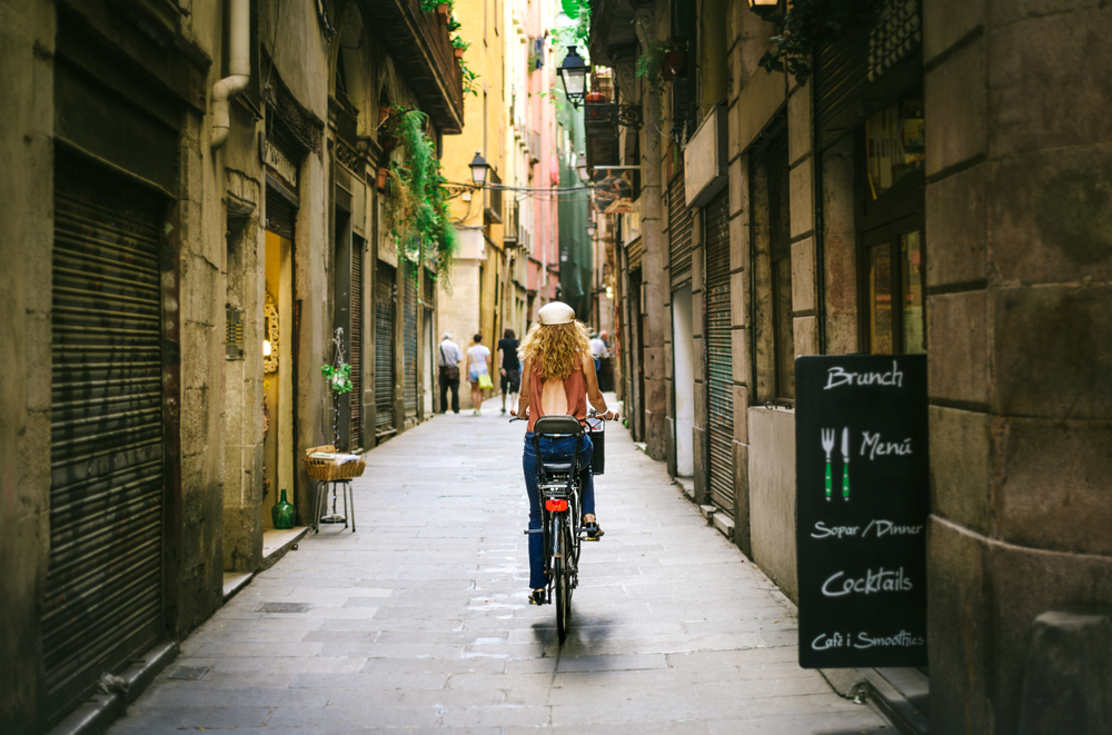 BCN All Corners: Barcelona City Bike Tours