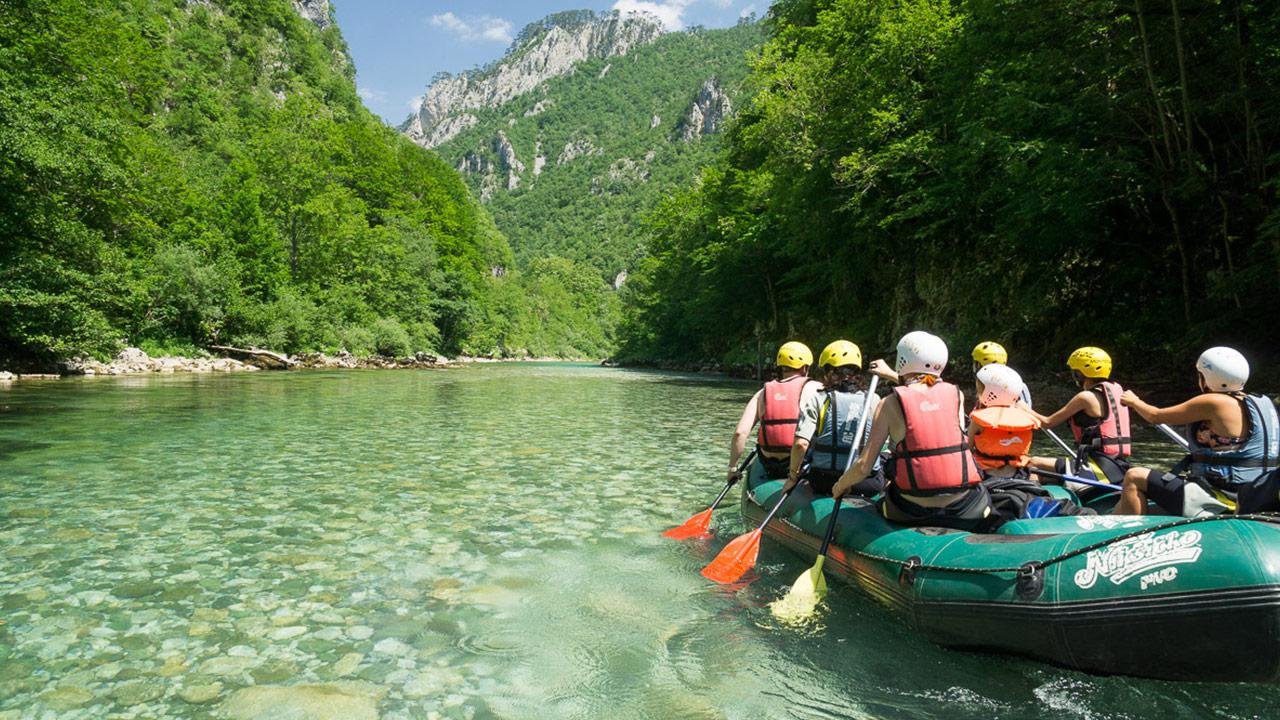 Outdoor Activity in Montenegro, Kotor