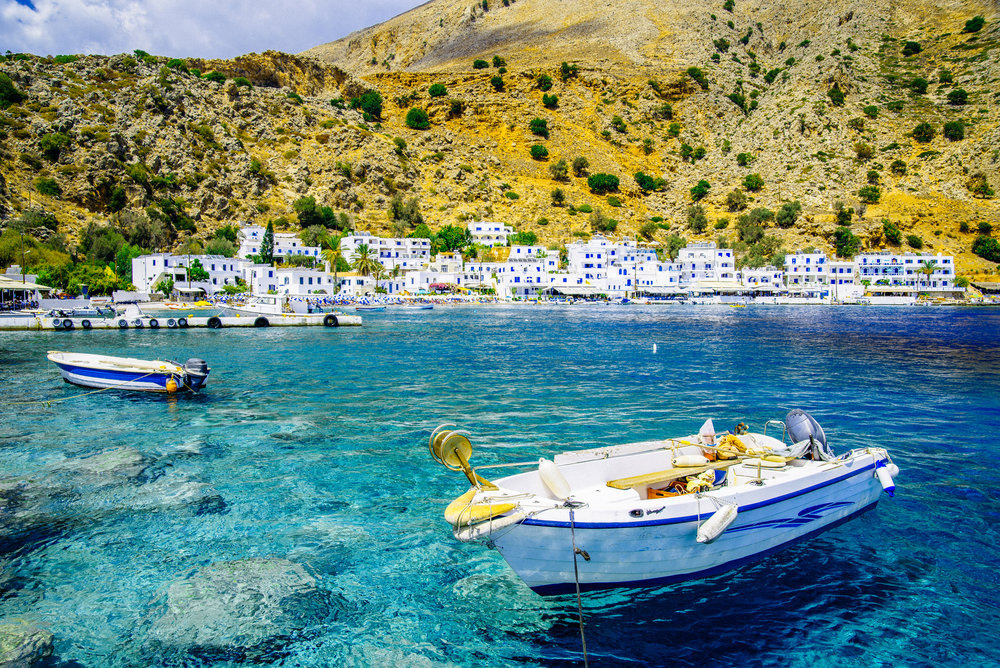 Amazing tours of Crete