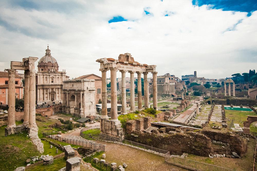 Ancient Roman Sites