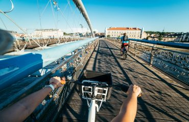Krakow Bike Ride