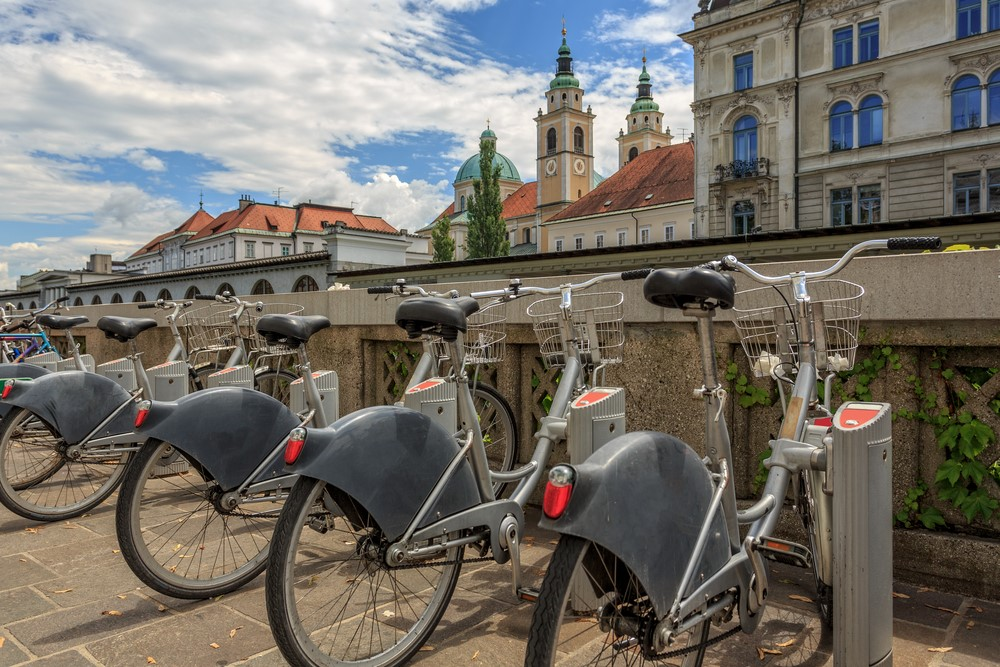Cycling Activity in Slovenia