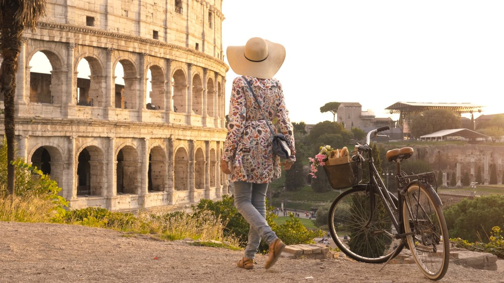 Thinking of Booking a Rome Bike Tour in Italy?