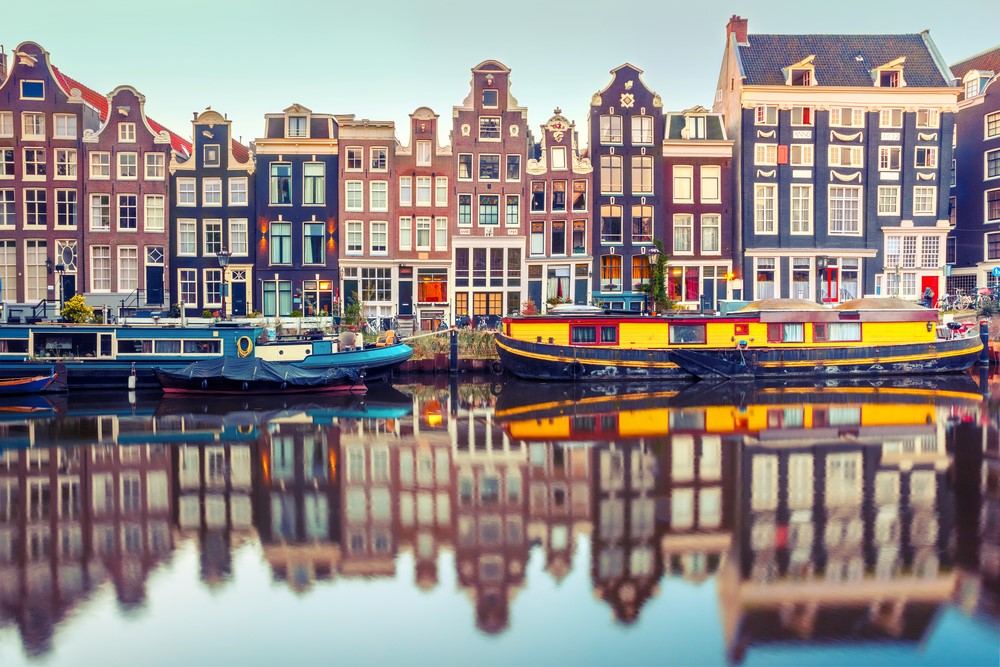 Top Attractions in Amsterdam
