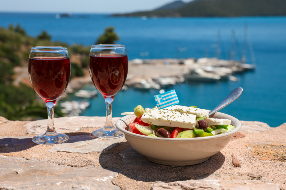 Greek Wine Tours make a Great Gift!