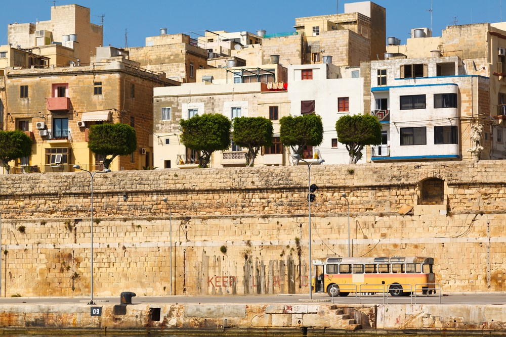 Hop On/Hop Off Bus Tour In Malta