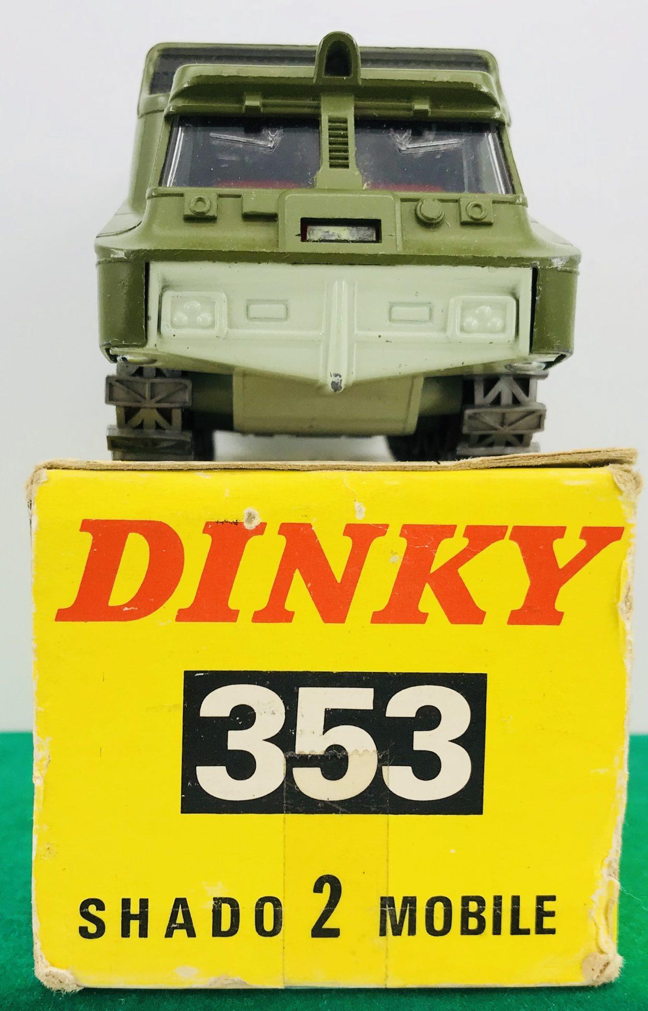 Dinky 353 U F O Shado 2 Mobile Toy Hunter Uk Retro Amp Vintage Toys