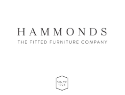 Hammonds   The Fitted Furniture Company