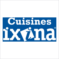 cheap cuisines ixina logo with cuisine expo ixina. Black Bedroom Furniture Sets. Home Design Ideas