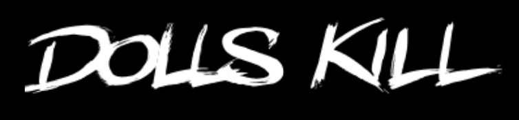 Image result for dolls kill logo