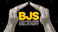 BJS Home Delivery Logo