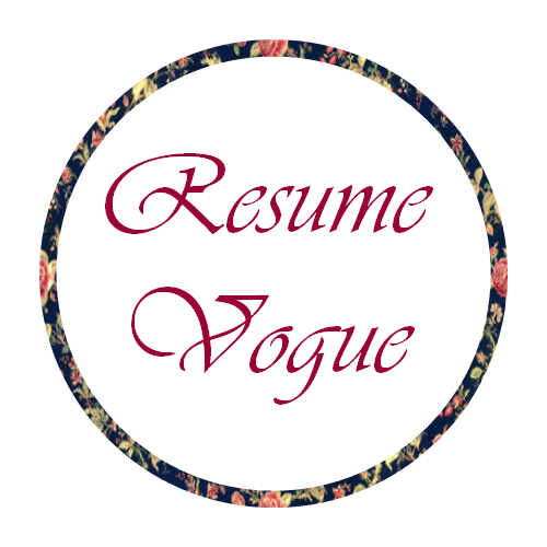 resume vogueprofessional resume writing editing preperation service logo - Resume Service Reviews