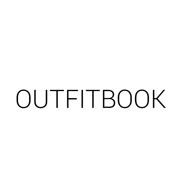 OutfitBook Logo