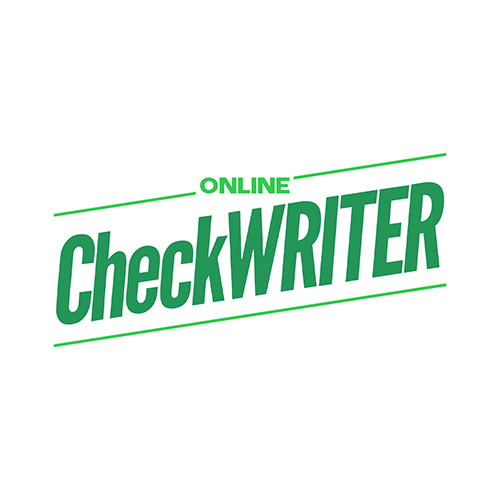 Check writing service