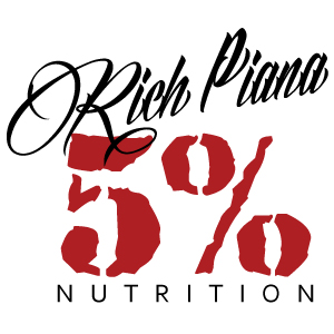 5 Percent Nutrition Coupons and Promo Code