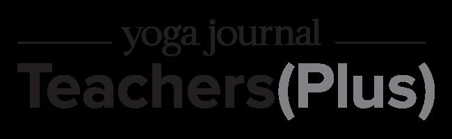Yoga Journal Teachers Plus Logo