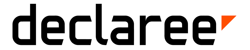 Image result for declaree logo