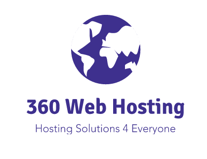360 Web Hosting - Cloud, Reseller & VPS Hosting Logo