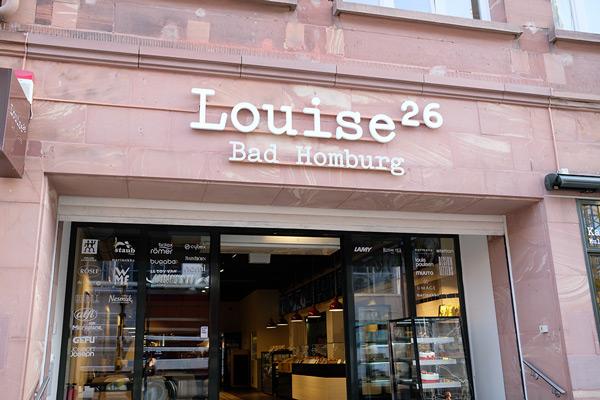 Louise26 B?ckerei. Konditorei. Café