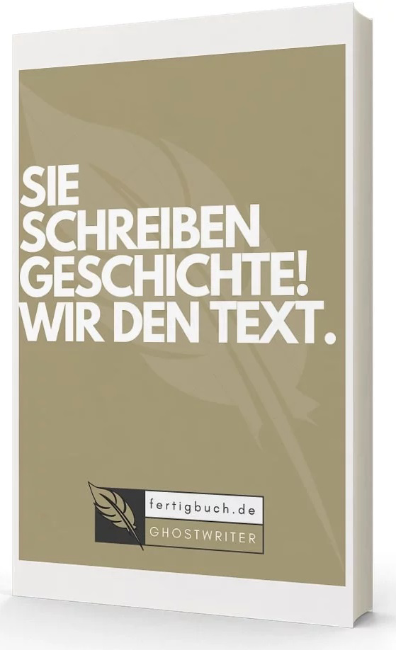 fertigbuch.de - Ghostwriter & Werbetexter