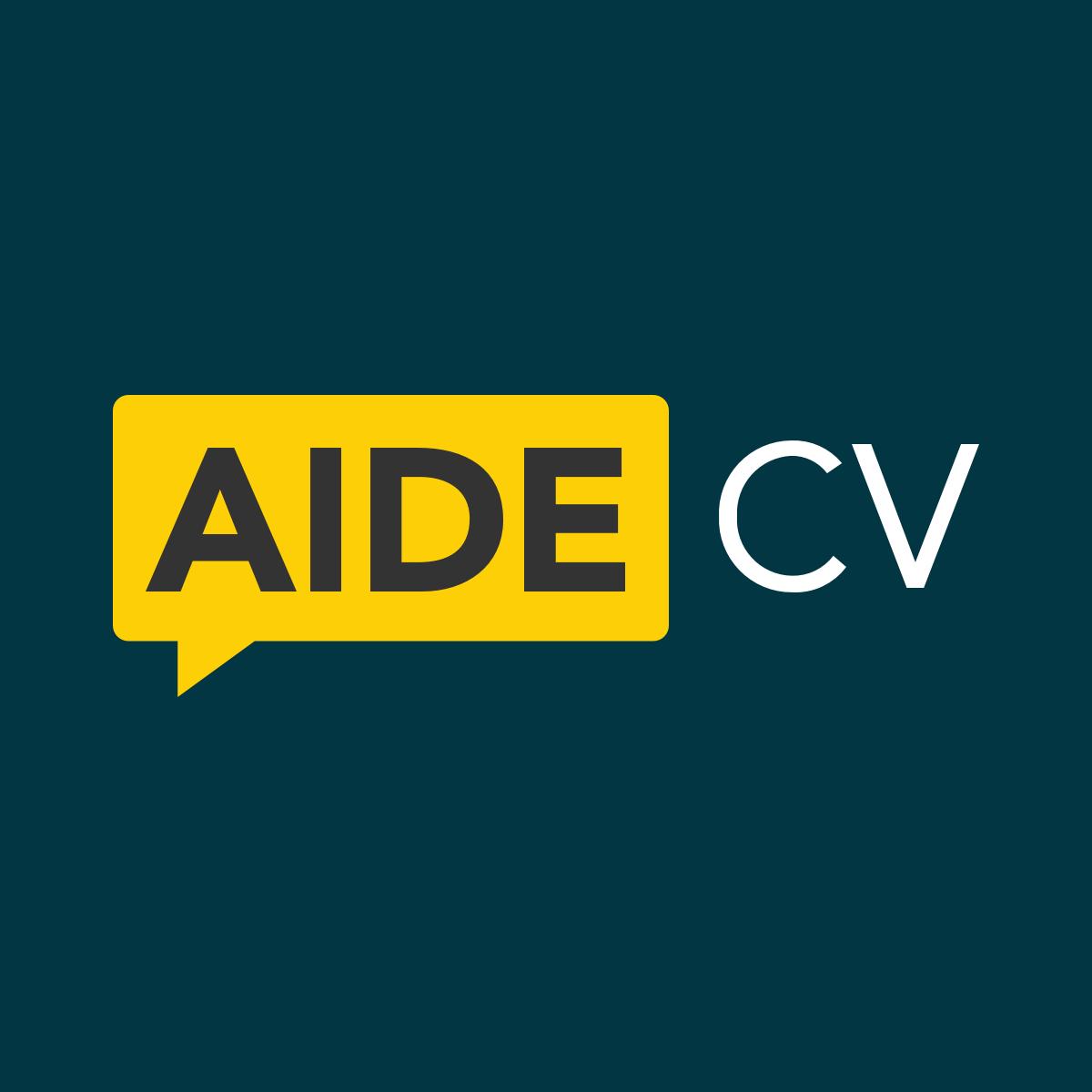 """Résultat de recherche d'images pour """"aidecv logo"""""""