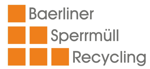 Baerliner Sperrmüll Recycling