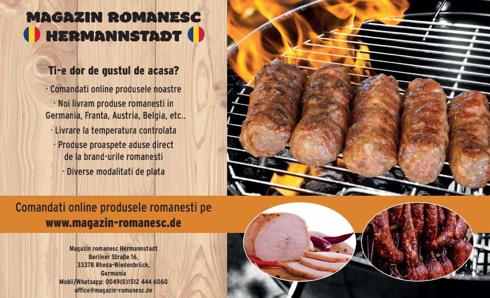 Magazin Romanesc Hermannstadt