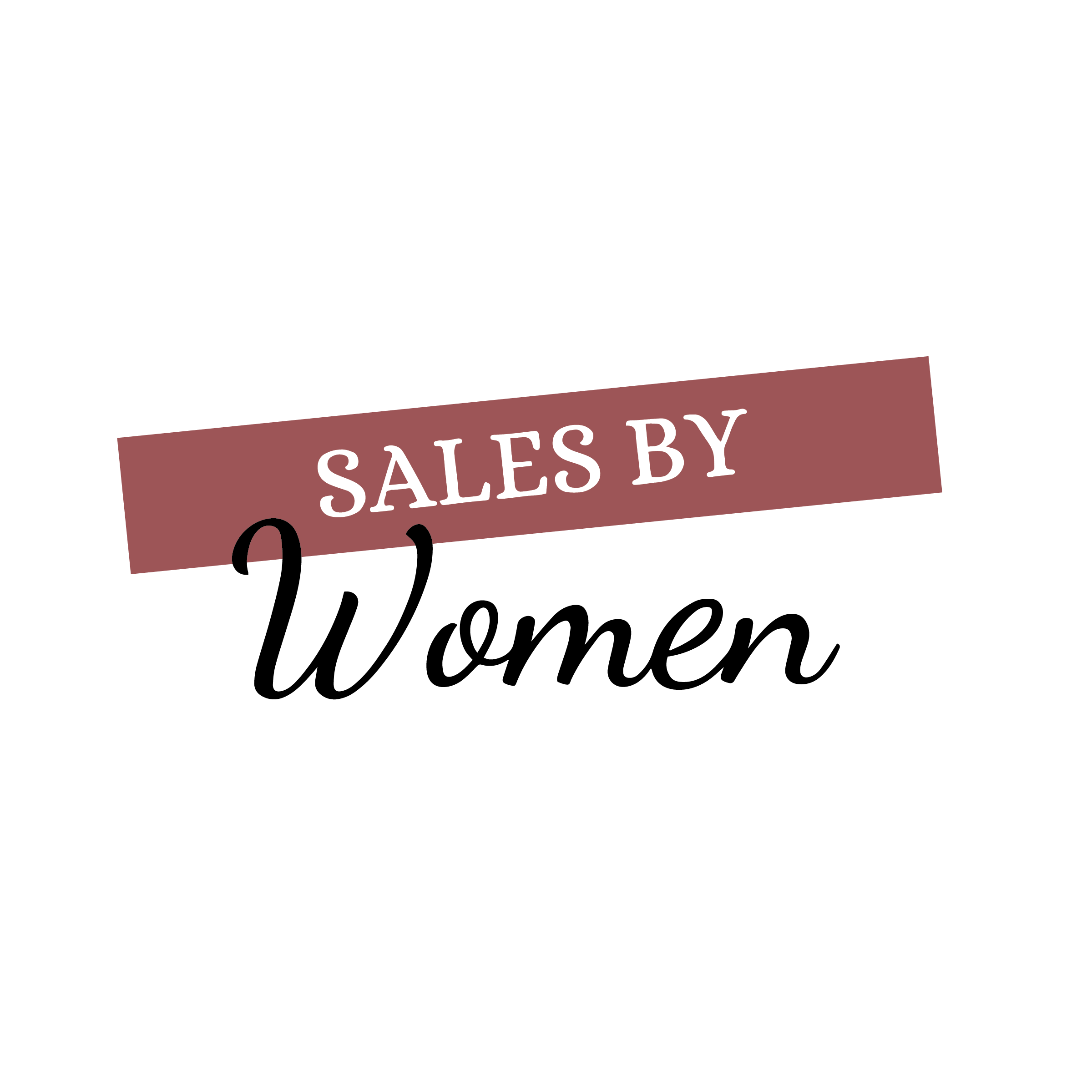 Sales by Women