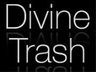 Divine Trash Grills T Shirt White