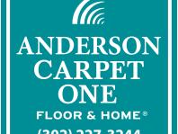 Anderson Carpet One Floor Home Logo