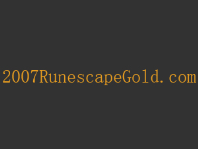 2007RunescapeGold