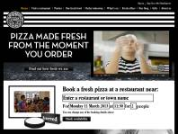 Pizzaexpress Reviews Read Customer Service Reviews Of Www