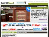 Cabinetgiant Reviews | Read Customer Service Reviews Of Www.cabinetgiant.com