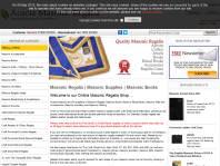 Acacia Masonic-regalia