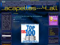 Acapellas4all.com