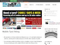 24 Hr Mobile Tyre Fitting