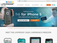 where to find lifeproof serial number