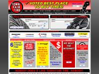 Town Fair Tire Centers Inc Reviews Read Customer Service Reviews