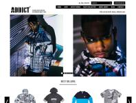 ADDICT Established British Outerwear Since 1996