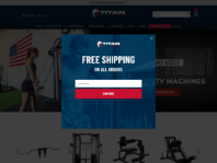 Titan Fitness Reviews | Read Customer Service Reviews of www