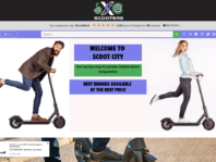 Scoot City Scooters