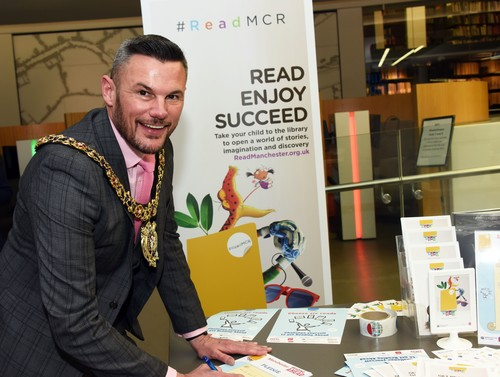Reading Ahead takes off in Manchester image