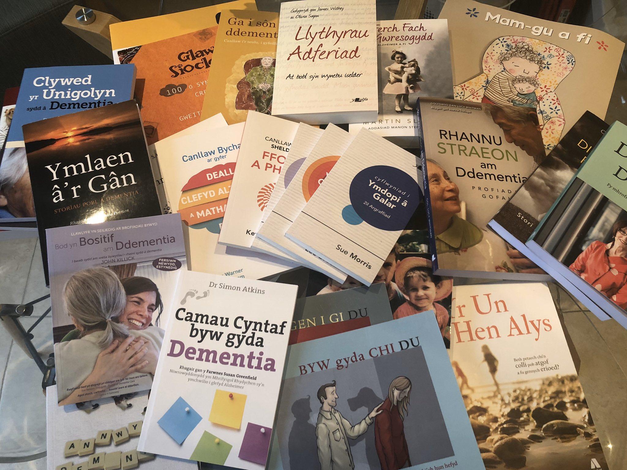 Rw welsh books