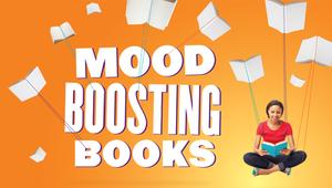 Mood-boosting Books