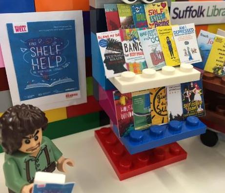 Lego shelf help