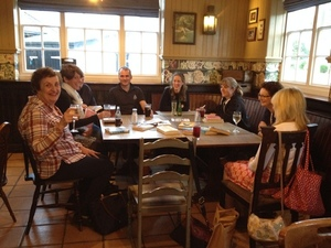 Small houghton reading group